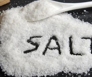 中国人吃盐成本:像烧油一样居全球前列