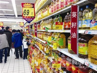 金龙鱼鲁花普遍降价10%-20% 食用油集体跳水