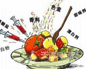 食品添加剂并非工业毒物 添加剂使用应科学理性面对
